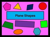 Slideshow - Plane Shapes