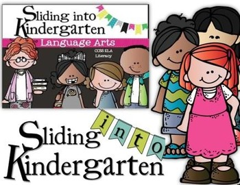Sliding Into Kindergarten (Language Arts)