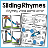 Sliding Rhymes - Rhyming Sound Identification
