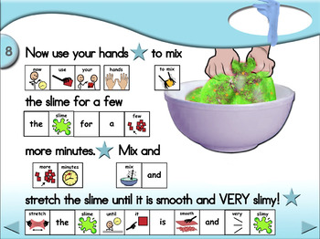 Slime - Animated Step-by-Step Craft - SymbolStix