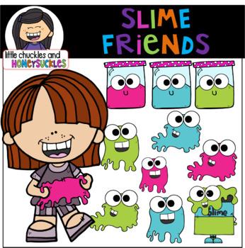 Slime Clipart