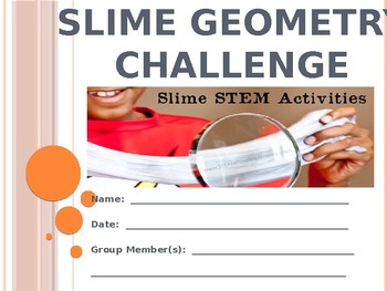Slime Experiment: Extension Activity