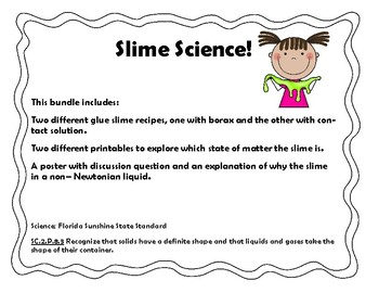 picture regarding Slime Recipe Printable known as Slime Recipe Worksheets Education Materials Academics Pay back