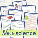 Slime Science and Slime Recipes
