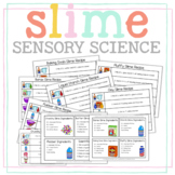 Slime Sensory Science Packet