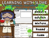 Slime Sequence and Writing Activity FREEBIE