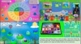 Slime Set+35 links to slime themed art, sensory and just-for fun games