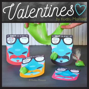 Slime Snot Valentine