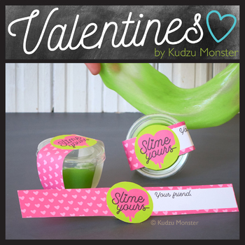 Slime Yours Valentine