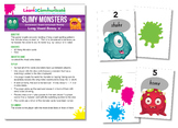 Slimy Monsters Bossy 'e' Game
