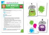 Slimy Monsters Vowel Digraph Game