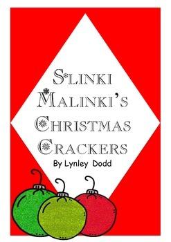 Slinki Malinki's Christmas Crackers Activities