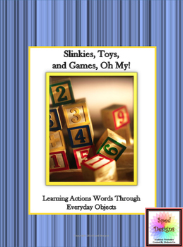 Slinkies, Toys, and Games, Oh My!