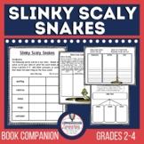 Slinky, Scaly, Snakes Book Companion
