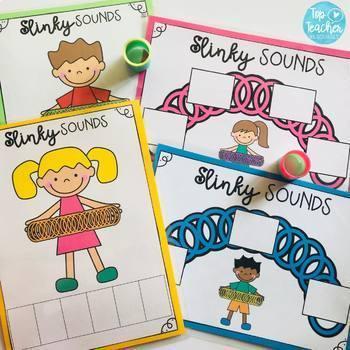 Slinky Sounds Activity Pack