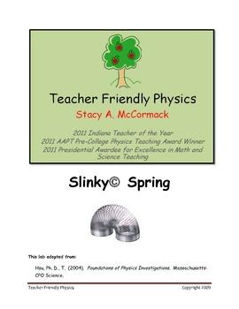 Slinky Spring Lab