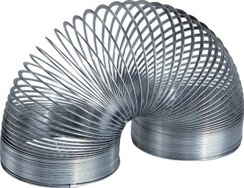 Slinky Waves