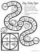 Slip, Slide, Spin Initial L-Blends Games ~ Free