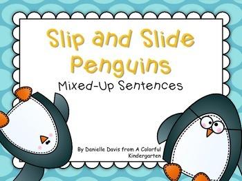 Slip and Slide Penguins