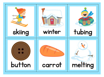Syllable practice- Slippery Syllables