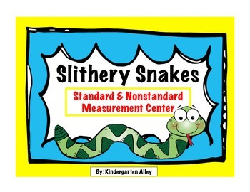Slithery Snakes Measurement Center