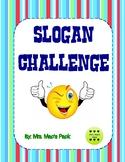 Name that Slogan Challenge