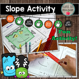 Slope Activity (Halloween Edition)