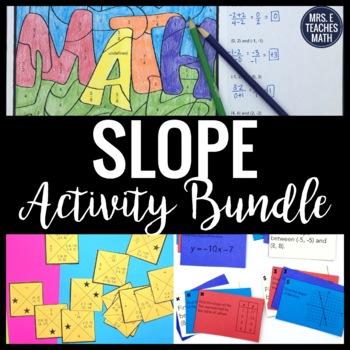 Slope Activity Bundle