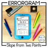 Slope Activity - Errorgram