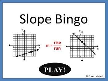 Slope Bingo