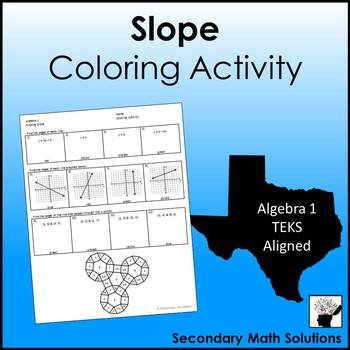 Slope Coloring Activity (A3A, A3B)