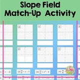 Slope Field Matching Activity for Google Slides™ Distance
