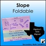 Slope Foldable (A3A, A3B)