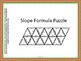 Slope Formula Star Puzzle