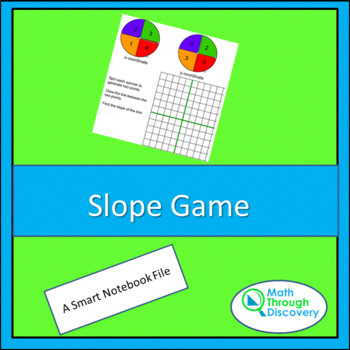 Middle School:  Slope Game