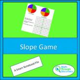 Algebra 1 - Slope Game