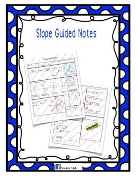 Slope Guided Notes