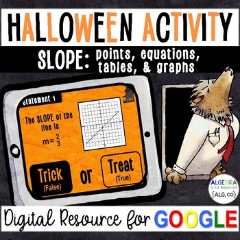 Slope - Halloween Digital Activity