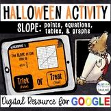 Slope - Halloween Digital Activity