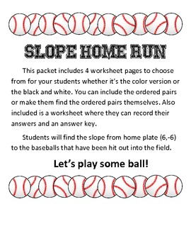 Slope Home-Run