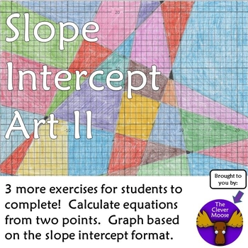 Slope Intercept Art II