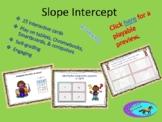 Slope Intercept Boom Deck