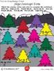 Slope Intercept Form Christmas Coloring Sheet