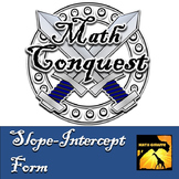 Slope-Intercept Form - Conquest Game