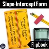 Slope Intercept Form Foldable