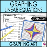 Slope-Intercept Form Graphing: Graphing Art Starlight