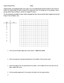 Slope-Intercept Form Problem Solving Multi-Step Question E