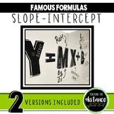 Slope-Intercept Banner