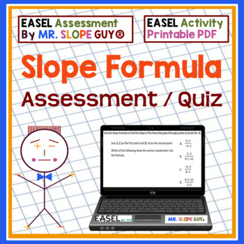Slope Intercept Graphs to Equations Math Question Bank for ExamView