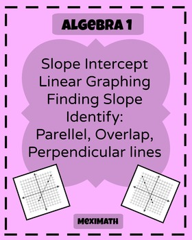 Slope Intercept: Linear Graphing